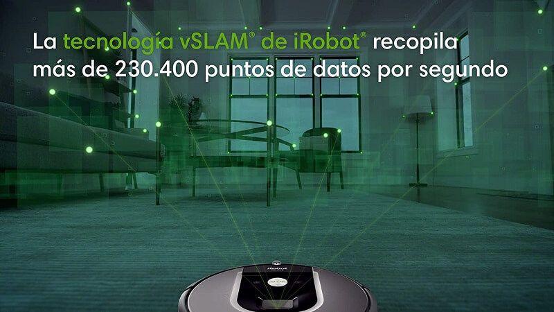 Roomba 960 Navegación