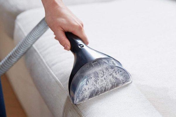 Aspiradores limpiadores de tapicerías