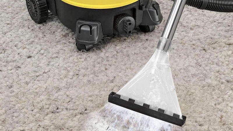 Clatronic BSS1309 limpia tapicerías