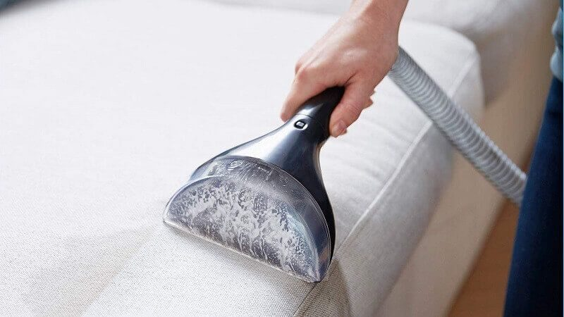 Limpiador de tapicerías