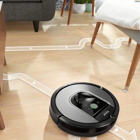 Roomba 960 autonomía
