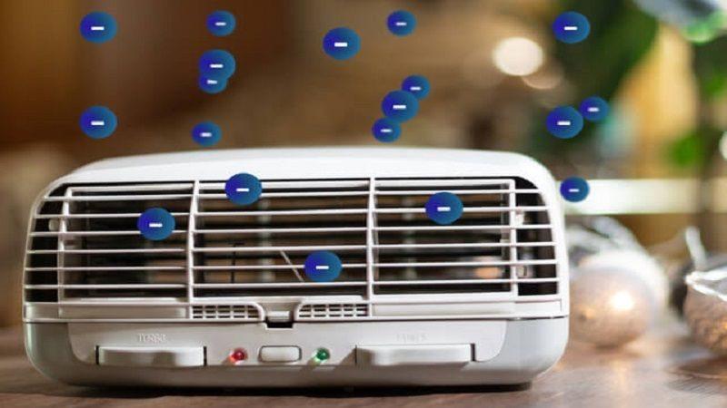 ionizador de aire