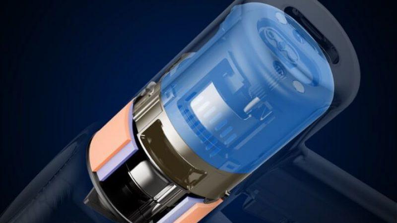 aspiradores escoba Xiaomi potencia de succión